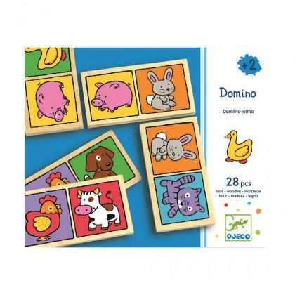 Настольная игра Домино-нимо