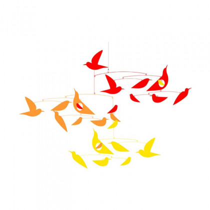 Мобиль Птицы