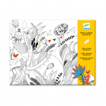 Раскраска Бал бабочек