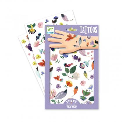 Татуировки Пёрышки