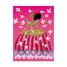 Набор для творчества Блестящие платья