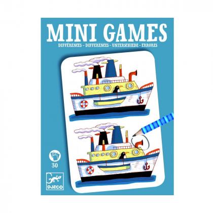 Мини-игра Найди отличия Реми