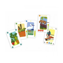 Карточная игра Зоопарк