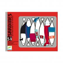 Карточная игра Сардины