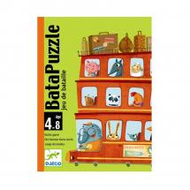 Карточная игра Бата-пазл