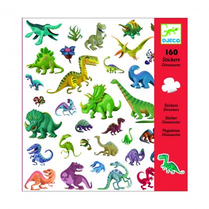 Наклейки Динозавры (уценка)