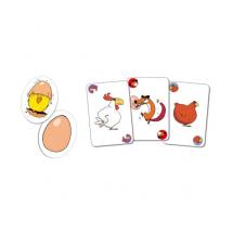 Карточная игра Чик-чирик