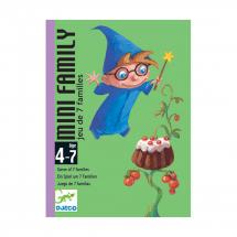 Карточная игра Мини-семья