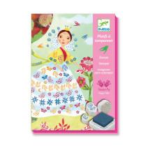 Набор для творчества Девушки с цветами