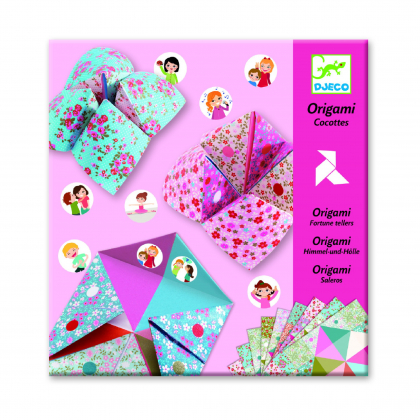 Оригами с фантами