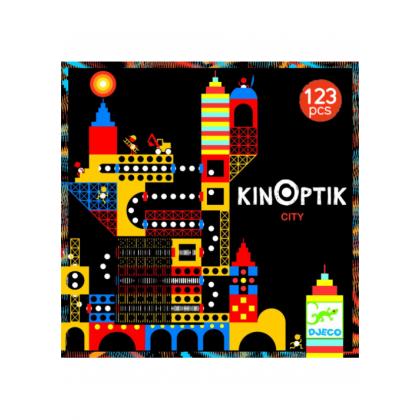 Анимированный пазл Kinoptik Город