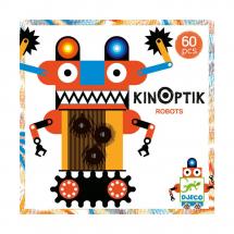 Анимированный пазл Kinoptik Робот