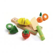 Набор для разрезания Фрукты и овощи