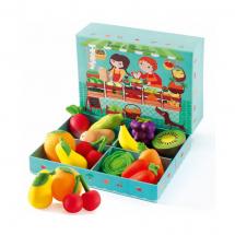 Сюжетно-ролевая игра Овощная лавка