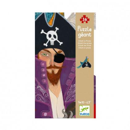Пазл-гигант Пират Эллиот