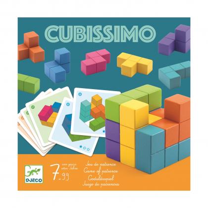 Настольная игра Кубиссимо (уценка)