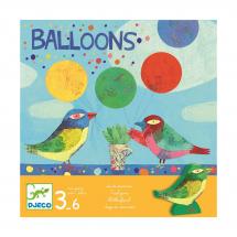 Настольная игра Воздушные шары