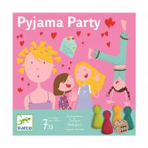 Настольная игра Пижамная вечеринка