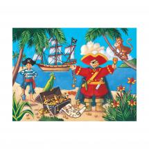 Пазл Пират