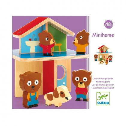 Игрушка Мини-дом