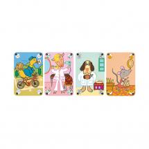 Карточная игра Счастливая семейка