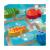 Развивающая игра-головоломка Рыбки