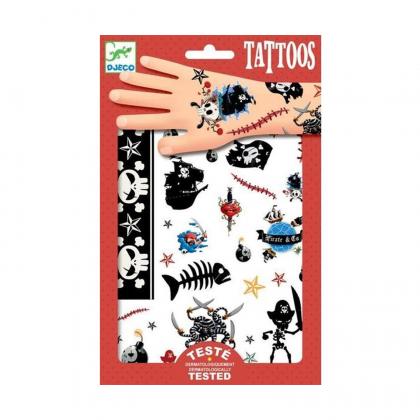 Татуировки Пираты