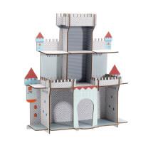 Пазл-полочка Замок