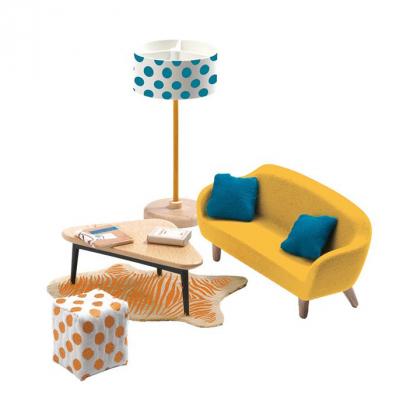 Мебель для кукольного дома