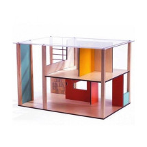 Дом-кубик для кукол