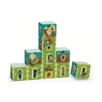 Набор кубиков Рыцарский замок