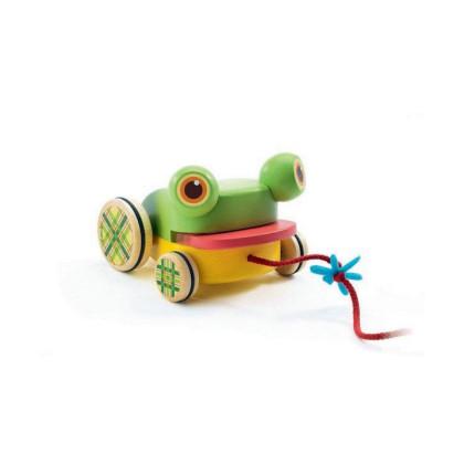 Каталка Лягушка