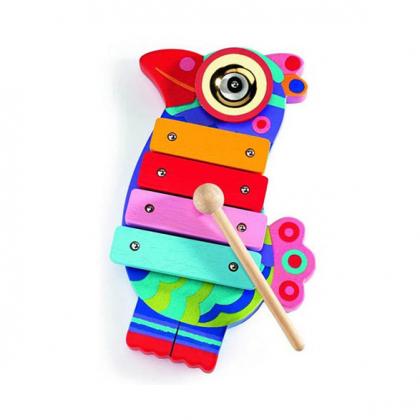 Детский ксилофон Кикукоко