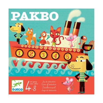 Настольная игра Пакбо