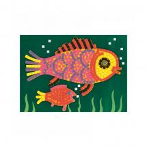 Мозаика Рыбы