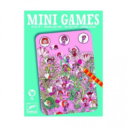 Мини-игра Найди Розу