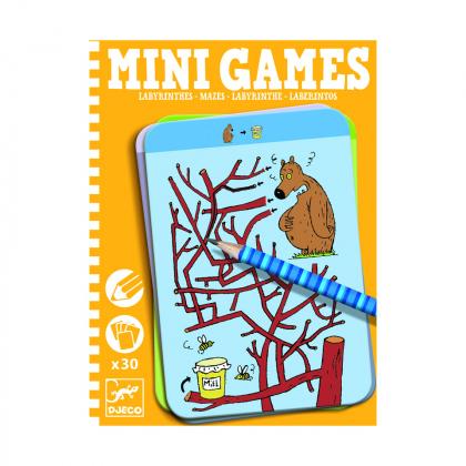 Мини-игра Лабиринты Тесея