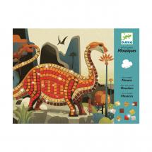 Мозаика Динозаврики