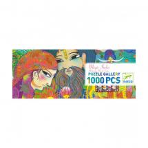 Пазл Волшебная Индия, 1000 деталей