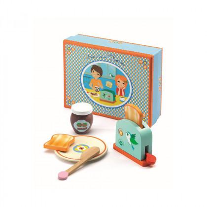 Сюжетно-ролевая игра Завтрак Авроры и Теодора