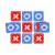 Карточная игра Крестики-нолики