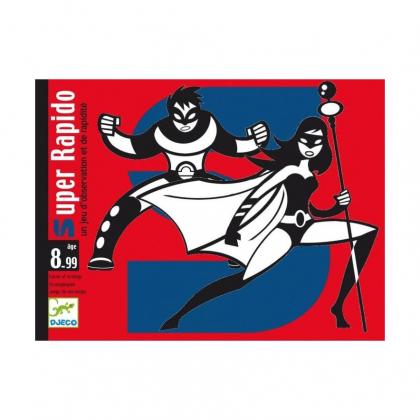 Карточная игра Супер Рапидо
