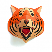 Объемная фигура Тигр