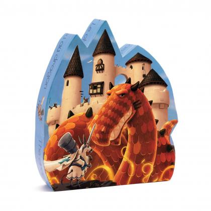 Пазл Замок дракона