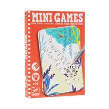 Мини-игра От точки к точке