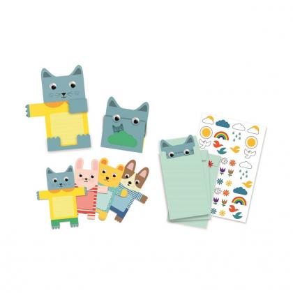 Пригласительные открытки Мягкие игрушки