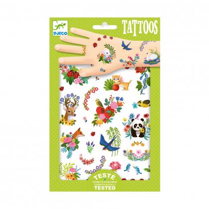 Татуировки Весна