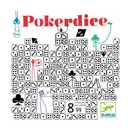 Игра Покер и игральные кости