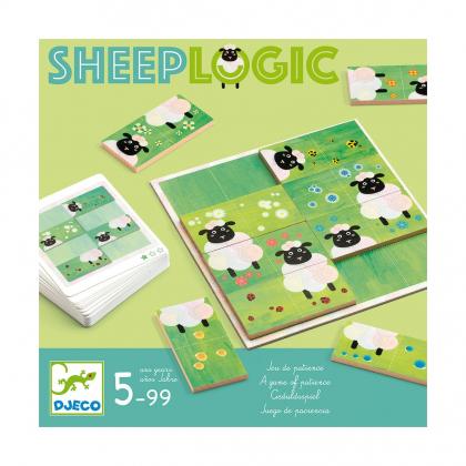 Собери овечку
