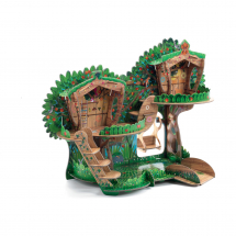 3D-пазл Домик на дереве
